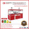 Máquina plástica automática de Thermoforming do escudo da mala de viagem da bagagem