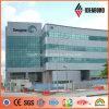 Los paneles de pared de aluminio de la fachada 4m m exterior caliente de la venta los 4ft*8ft de Ideabond