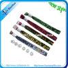 Kein MOQ Custom Colorful Wrist Band für Wedding Favor