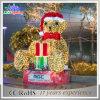 옥외 거리 조경 크리스마스 곰 훈장 빛