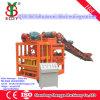Кирпич тавра Qtj4-26c полый Block&Solid Shengya отливая в форму делающ машину