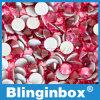 Цвета Rose клея верхнего качества Rhinestones Fix Китая немецкого интенсивнейшего кристаллический горячие для роскошных платьев