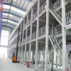 Plataforma selectiva del acero del almacenaje del almacén