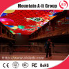 P15-O64 Full Color Outdoor Ceiling Screen per Video Advertizing