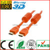 6feet 28AWG High Speed HDMI Cable с Ferrite Cores (SY079)