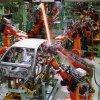 Het industriële Automatische Geïntegreerde Systeem van de Robots van het Lassen van de Vlek