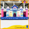 Birthday Party (AQ576)のための美しいInflatable Princess Jumping Castle