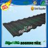 Azulejo de material para techos revestido del metal de la piedra del material de construcción