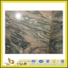 Polished naturale Multicolor Red Granite Tiles per Wall/Flooring (YQC)