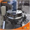Bouilloire revêtue de chauffage électrique avec l'agitateur (50L -1000L)