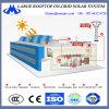 Солнечная электрическая система для промышленного и коммерчески