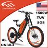 China-elektrische abschüssige Fahrräder 3000W