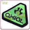Imán regalo de la promoción personalizada en relieve de impresión suave Nevera PVC