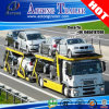 3つの車軸Frame Chassis 12units Car SUV Transporting Trailer