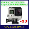 Go PRO Hero 4 Waterproof HD 1080P Vídeo Digital Sport Action Camera DV WiFi (G3)