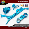 Blue Anodized를 가진 CNC Aluminum Bike Brake Levers 또는 Upper Clamp