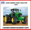 Tracteur 1854 d'entraînement de roue de John Deere 4*4