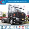 Faw 12 de Leverancier van de Vrachtwagen van de Tractor van de Transmissie van de Snelheid 6X4