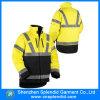 Куртка мотовелосипеда Softshell вскользь зимы безопасности Windproof водоустойчивая