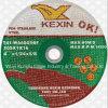 Disco del corte de En12413 Inox/rueda del corte para el acero inoxidable