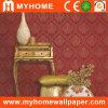 Papier de mur décoratif de projet de PVC de mur