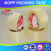 Cinta adhesiva clara estupenda del lacre BOPP del cartón para el embalaje