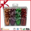 Mischsatin-Weihnachten druckte Farbband-Bogen