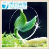 65mm kugelförmig plus 1.60mr-8 UV400 Hmc grüne Beschichtung-optisches Objektiv