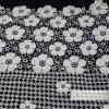 レース、衣服のアクセサリのレースのかぎ針編みによって編まれる綿織物のレース、L280