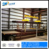 Поднимаясь магнит для транспортировать стальное заготовку использующ на кране MW22-9065L/1