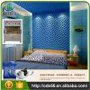 2016 azulejo de cuero caliente del techo del cuero del panel de pared de la decoración 3D del hogar del precio de fábrica de la venta que hace la máquina