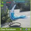 屋外の藤の家具の総合的なテラスの柳細工のRalexの振動椅子