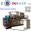 Fabricante automático de la máquina del práctico de costa de la taza de papel de la impresión en color del corte