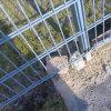 中国からの電流を通された溶接された塀