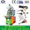 Modelação por injeção vertical de plugue elétrico da fonte da fábrica de Jieyang que faz a máquina