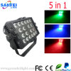 Outdoor impermeabile LED 20*15W 5in1 PAR Light