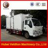 caminhão da caixa do transporte do alimento do congelador de 4X2 Isuzu 5t