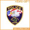 De levering Geweven Geborduurde Flarden van de Stof Politie voor Colthing (yB-e-003)