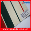Tela incatramata esterna rivestita di alta qualità del PVC da 550 GSM