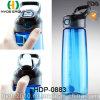 Бутылка воды спорта Tritan горячего сбывания пластичная (HDP-0883)