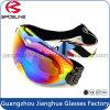 Óculos de proteção de segurança protetores UV do esqui de Airsoft compra feita sob encomenda do volume dos óculos de proteção do skate da neve da névoa da promoção do equipamento de esporte da anti