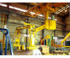 Brazo neumático exacto de la robusteza del manipulante, brazo mecánico ahorro de energía del CNC del OEM para el uso industrial y instalación de las piezas del coche