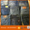Jeans mélangés utilisés par exportateur utilisés de vêtements