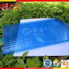 Material de material para techos plástico de la hoja de cubierta del policarbonato del invernadero