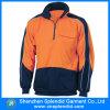 Trui van de Veiligheid van Fluo van de Mensen van Workwear van de Fabriek van het Kledingstuk van China de Oranje Weerspiegelende