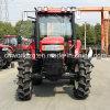 Trator 110HP da agricultura da movimentação de quatro rodas