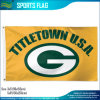 Squadra di football americano 3X5 Flag di Packers Titletown S.U.A. NFL del Green Bay