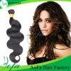 Heißes Brasilianer-Menschenhaar-loses Wellen-Jungfrau-Haar der Art-100%