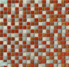 Neues Entwurfs-Baumaterial-Marmor-Glas-Mosaik