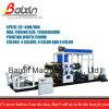 4 Color tejido de polipropileno de tela de la máquina de impresión flexográfica 3200 mm Rodillo